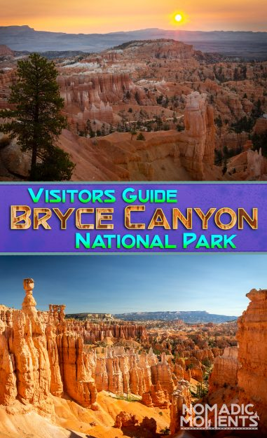 Visiting Bryce Canyon Guide