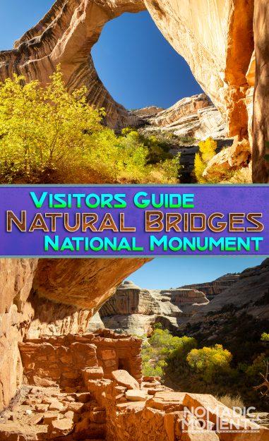 Visiting Natural Bridges