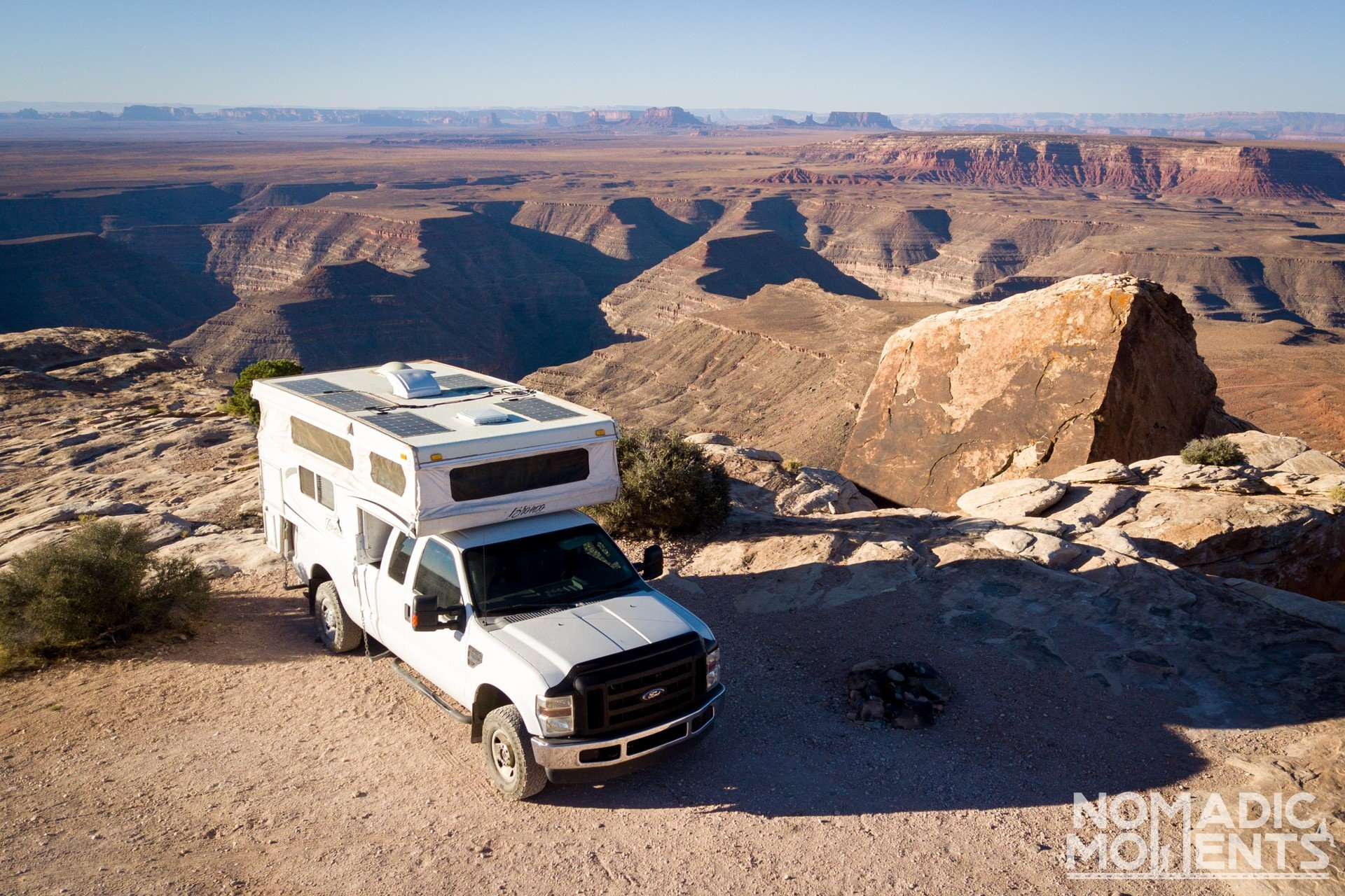 Muley Point Campsite
