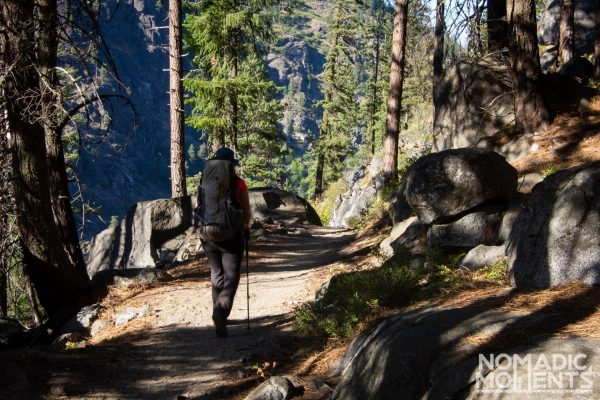 Backpacking The Enchantments Trail