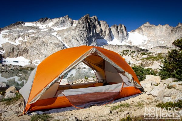Camping at Isolation Lake - Guide to The Enchantments