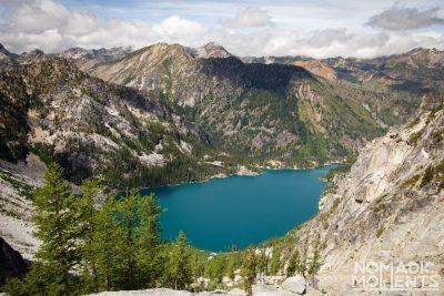 Colchuck Lake View