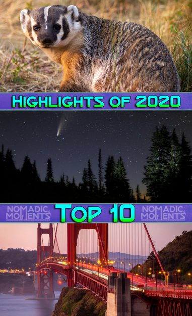 Highlights of 2020