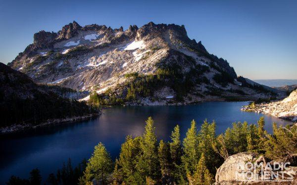 Perfection Lake & McClellan Peak