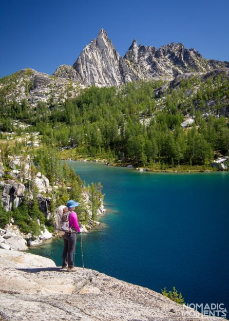 Perfection Lake & Prusik Peak