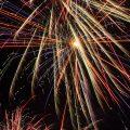Quinault Beach Fireworks