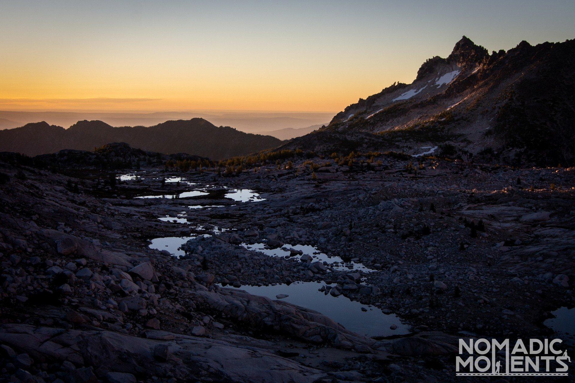 Snow Creek Lakes - Exploring The Enchantments