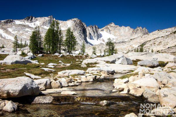The Enchantments Upper Basin
