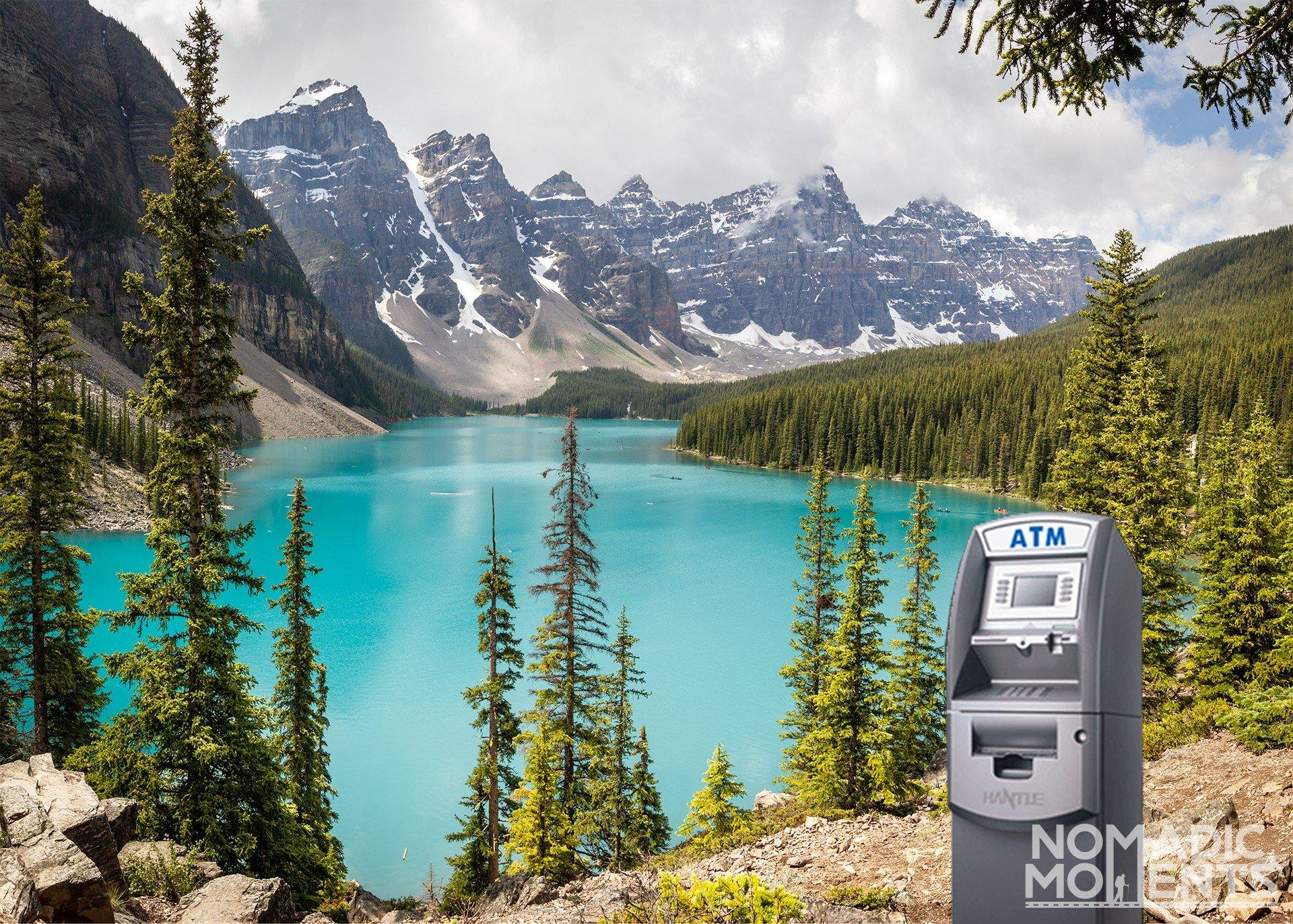ATM-Moraine
