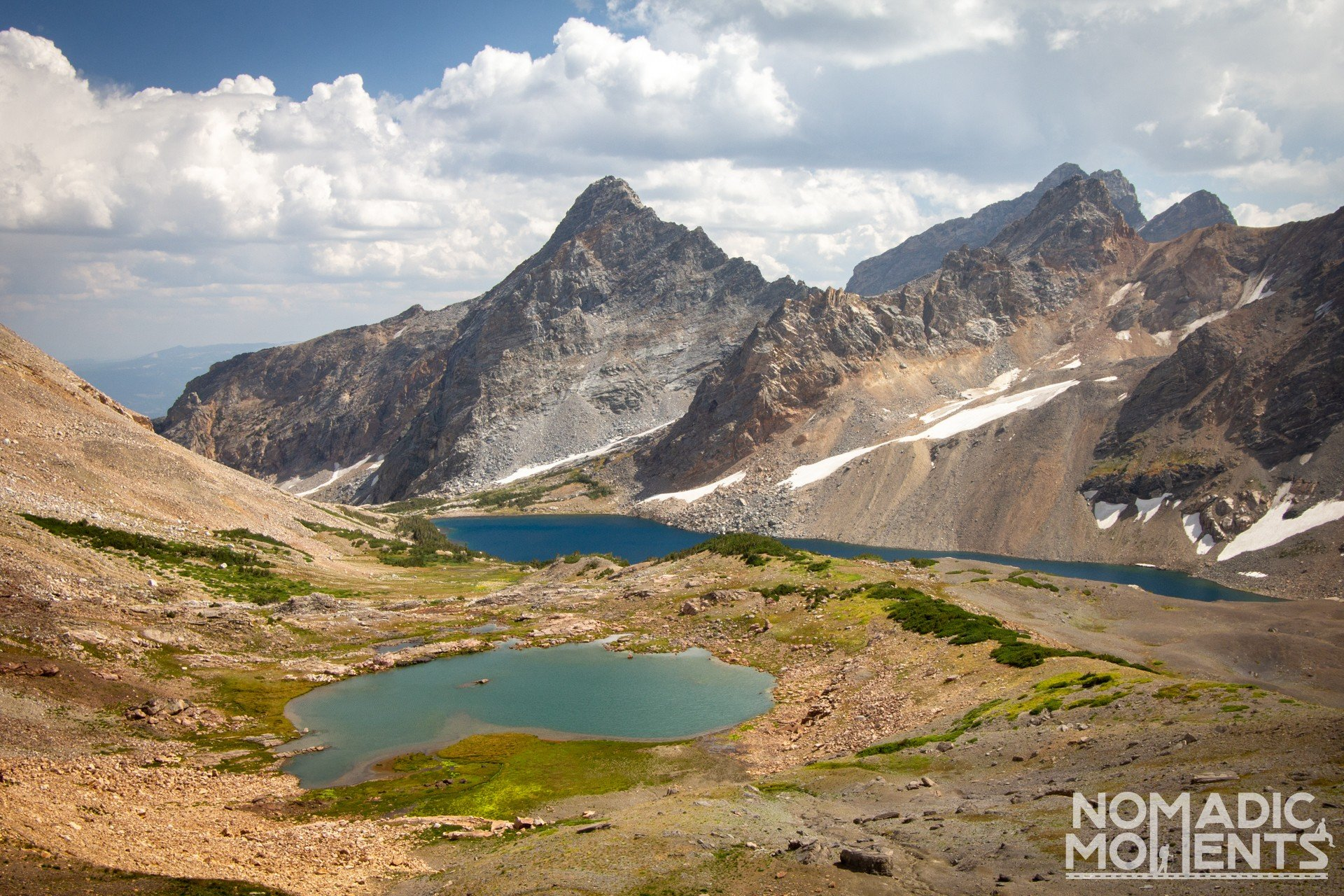 Avalanche Divide - Exploring the Teton Crest Trail