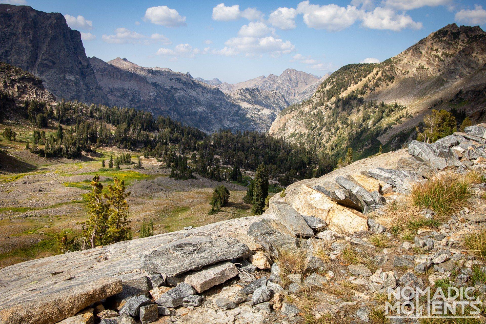 Avalanche Divide Trail