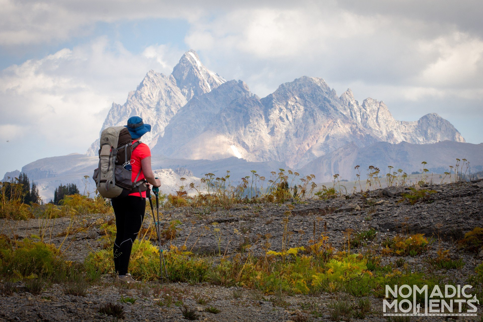 Backpacking the Teton Crest Trail Guide