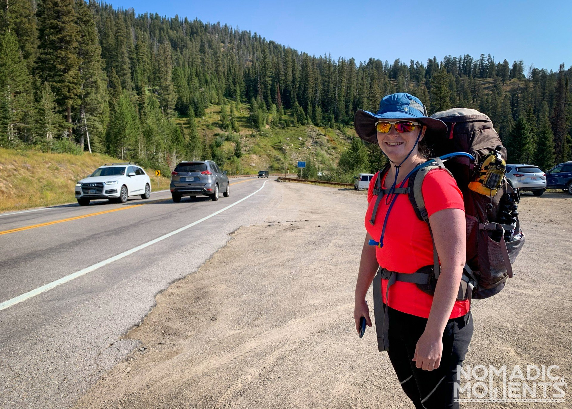 Backpacking via the Phillip's Pass Trailhead