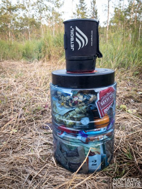 Bear Canister - The Best Backpacking Food Storage