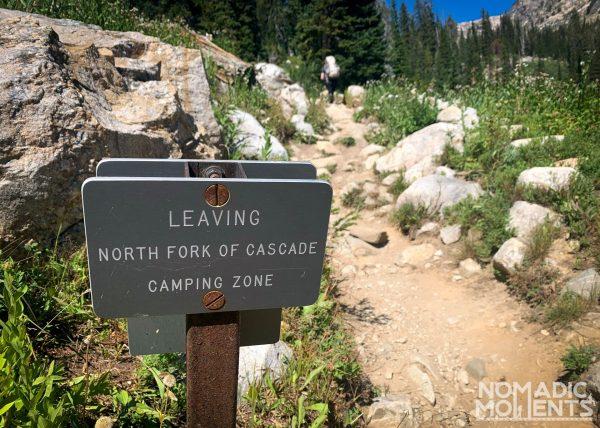 Grand Teton National Park Camping Zone
