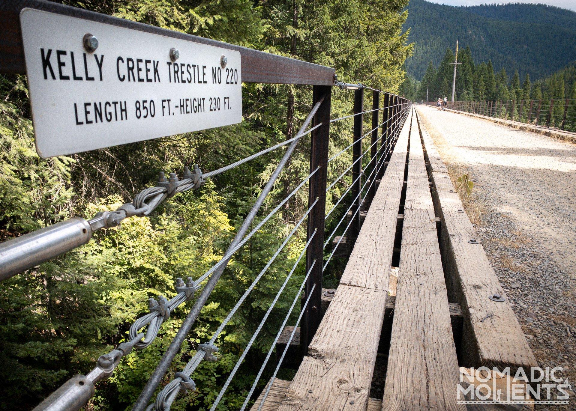 Kelly Creek Trestle