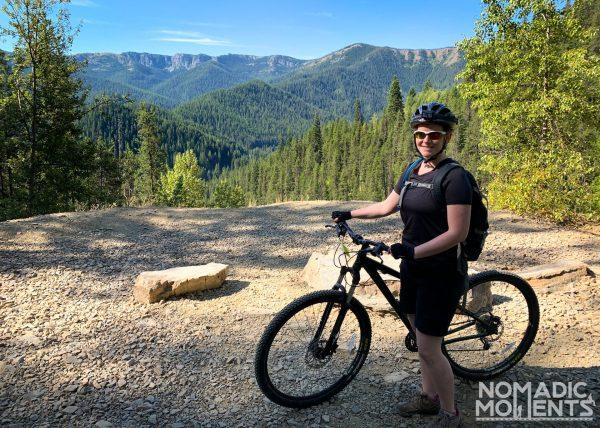 Mountain Biking the Hiawatha Trail