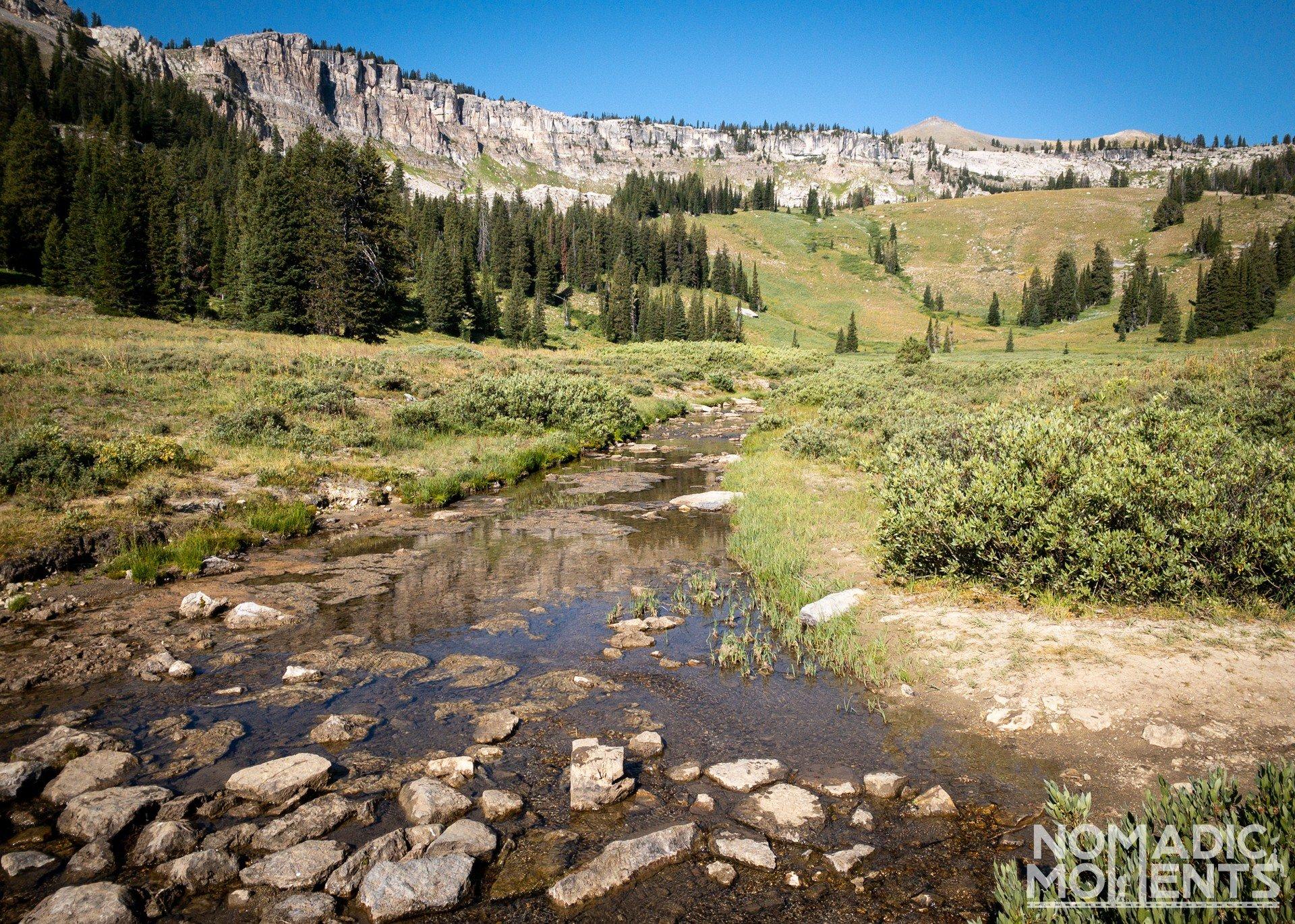 South Fork Granite Creek