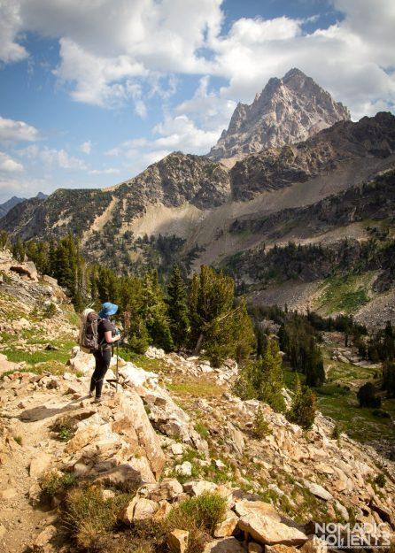 Teton Crest Trail Guide - Grand Teton