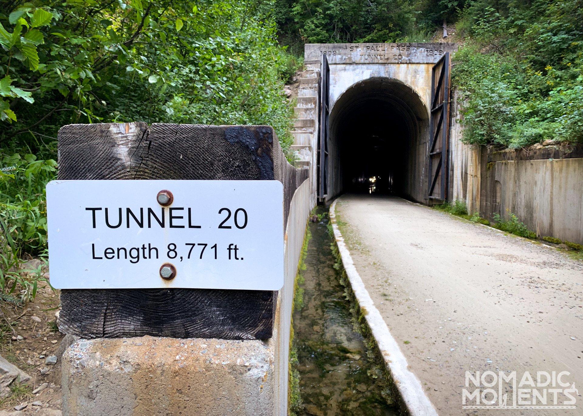 The Taft Tunnel