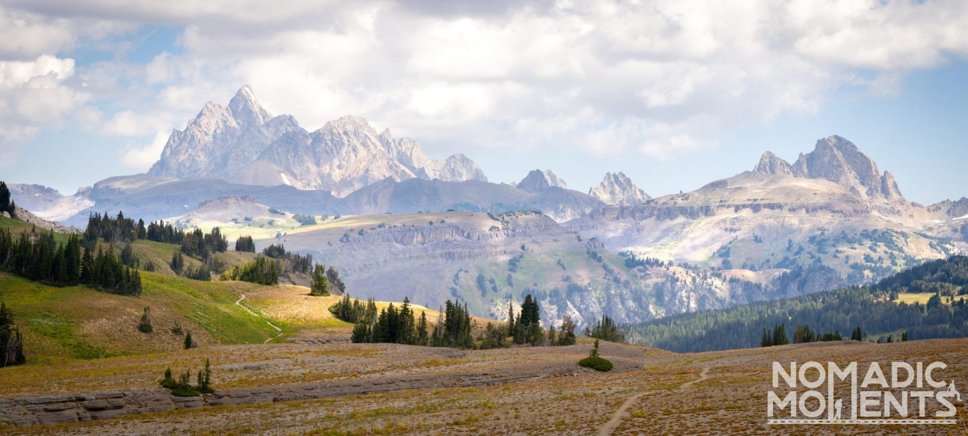 Backpacking the Teton Crest Trail from the South