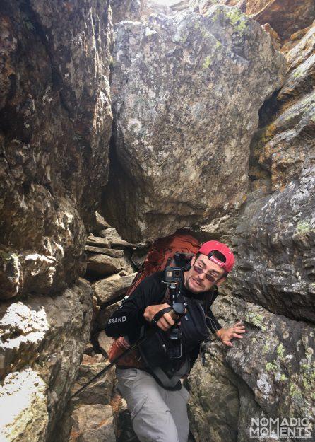 Backpacking the Skoki Loop via Packer Pass