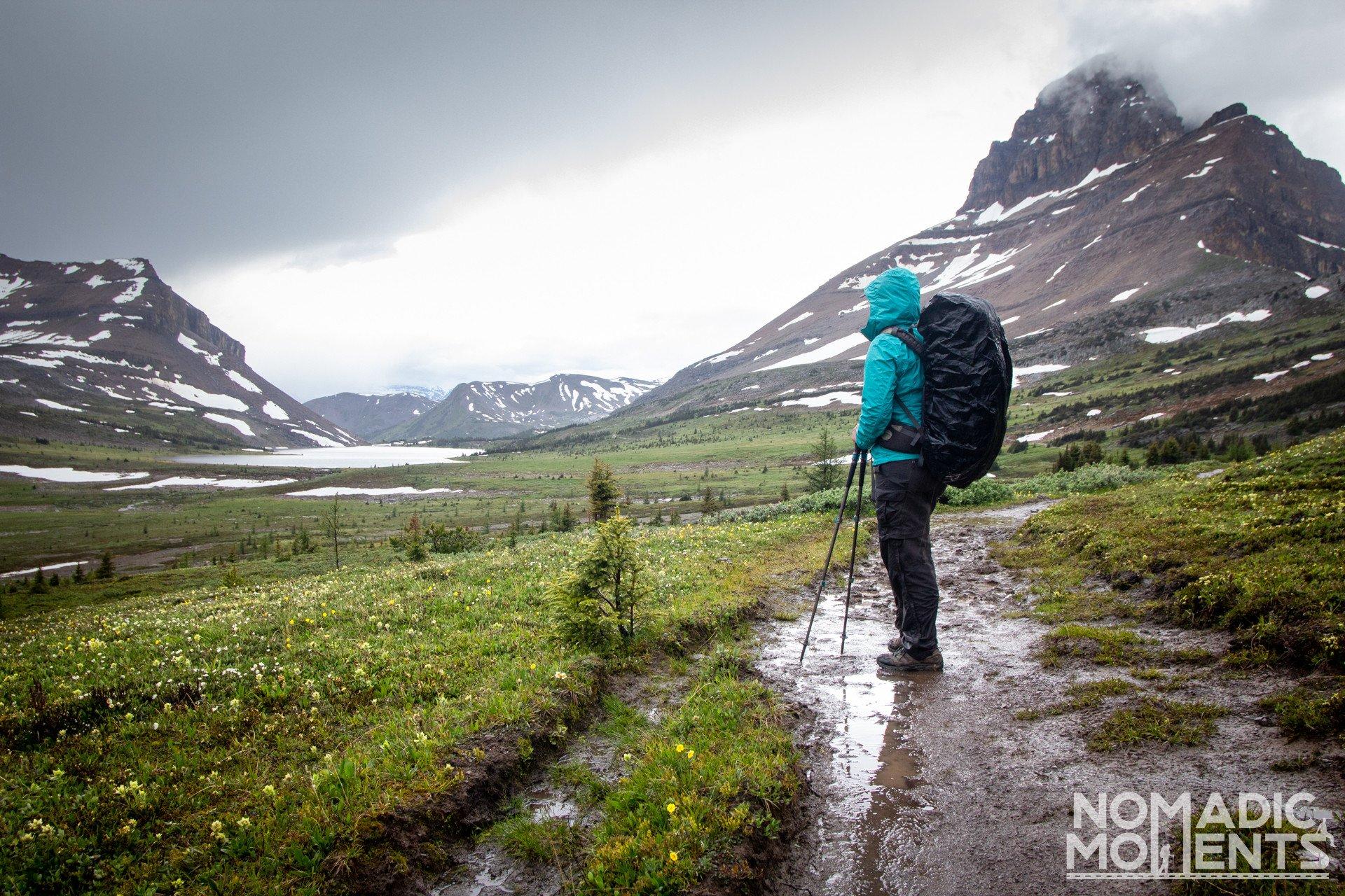 Backpacking the Skoki Loop Trail