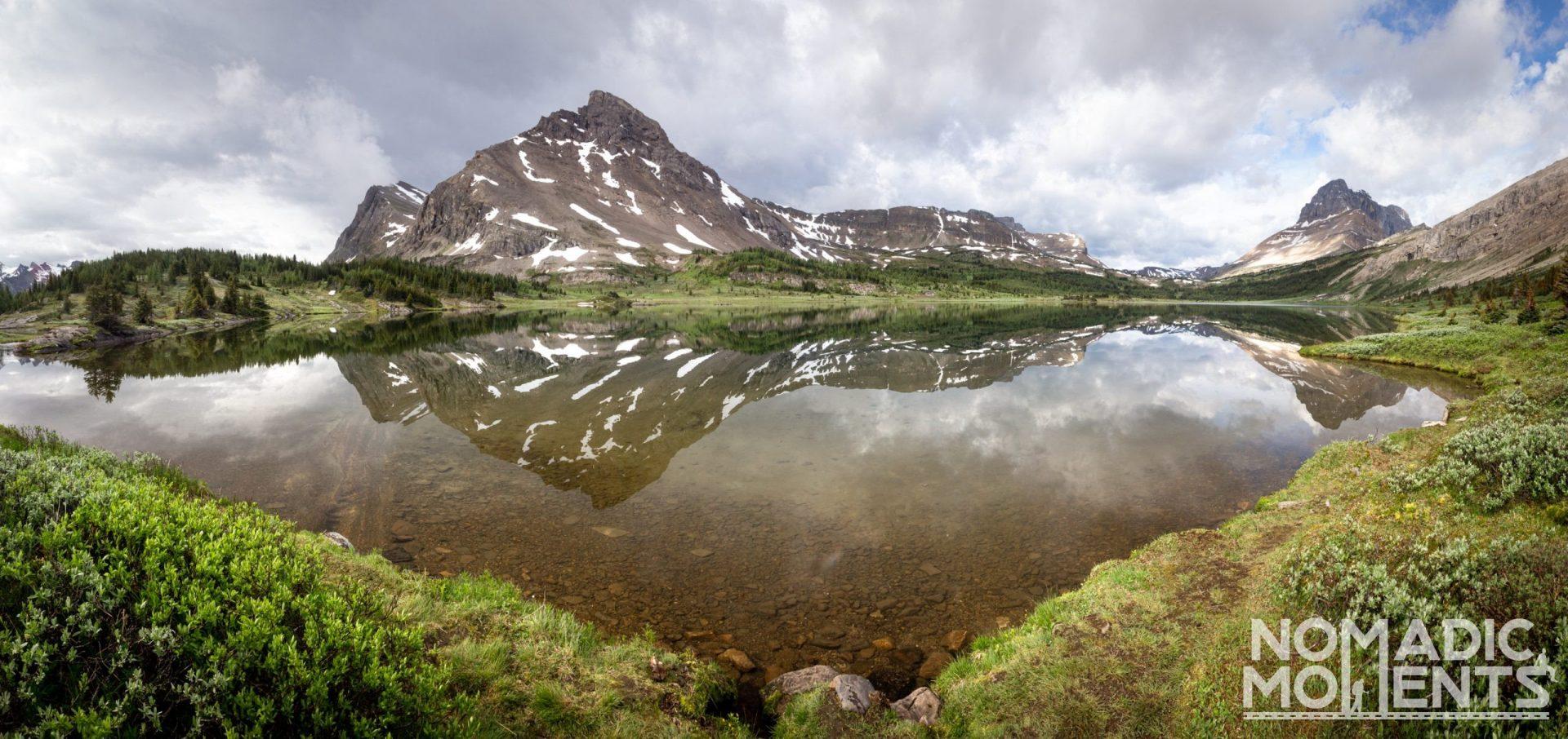 Baker Lake Panorama