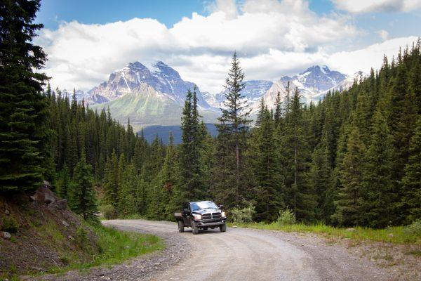 Fish Creek Trail Road