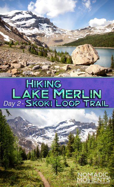 Hiking Lake Merlin