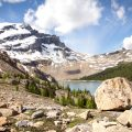 Lake Merlin Boulder
