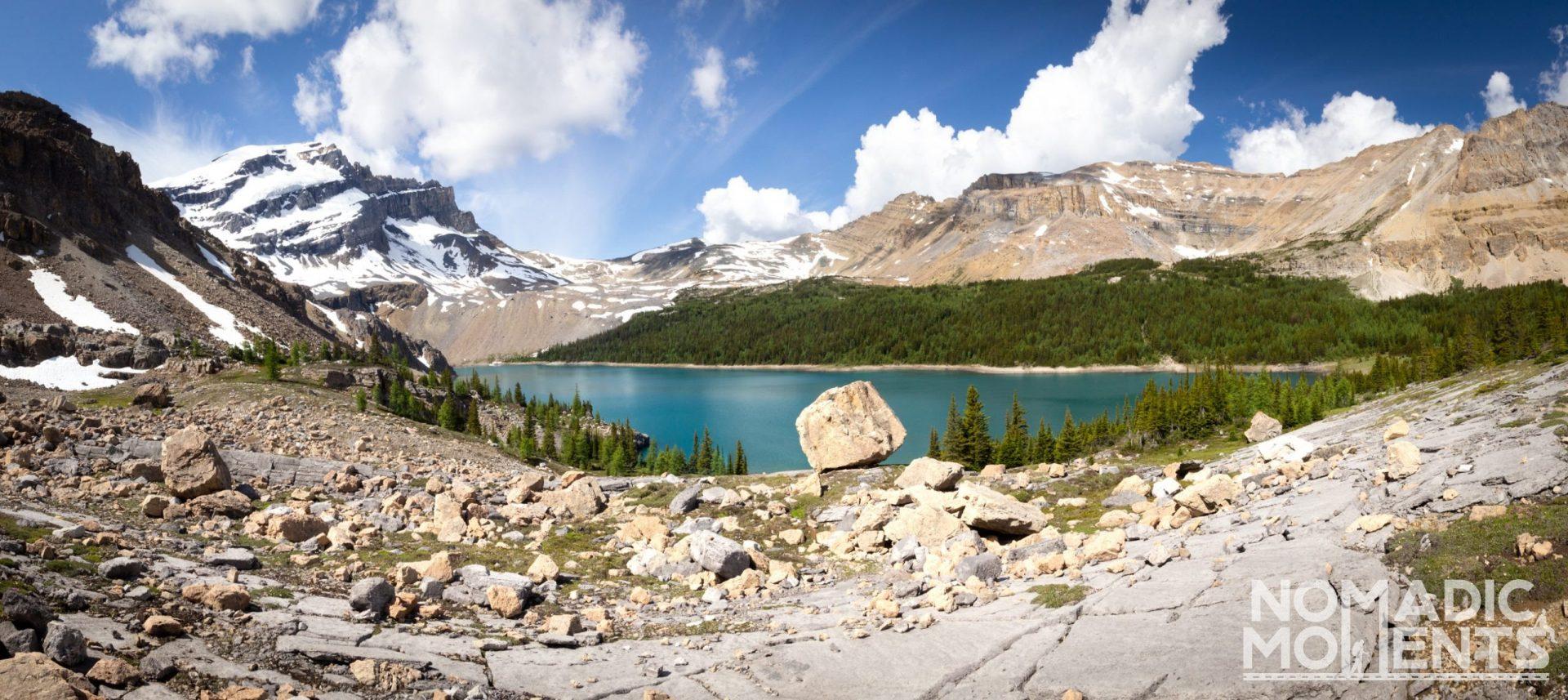 Lake Merlin Panorama