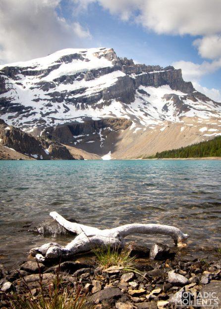 Lake Merlin and Mount Richardson
