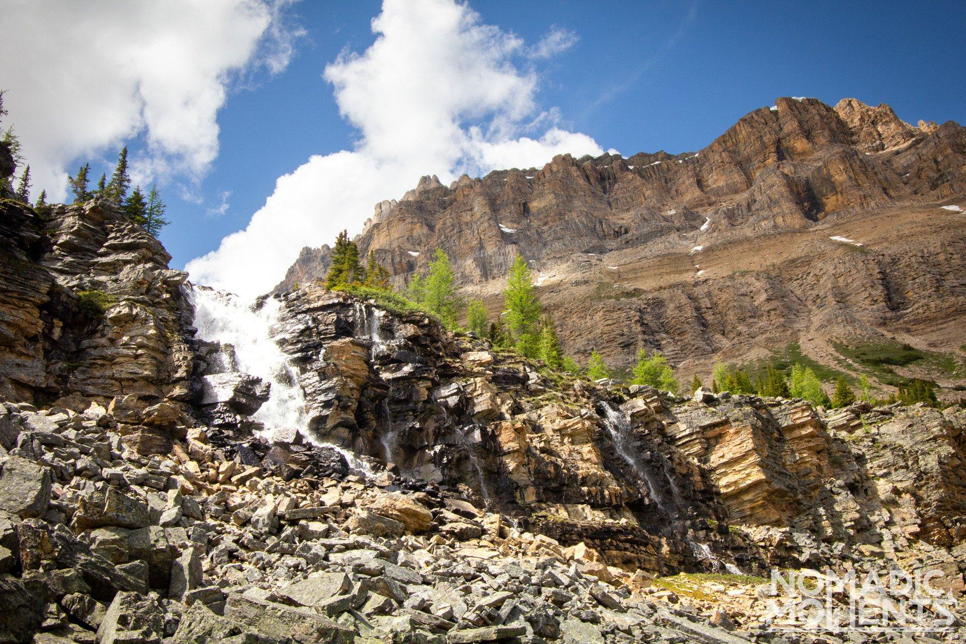 Skoki Waterfall