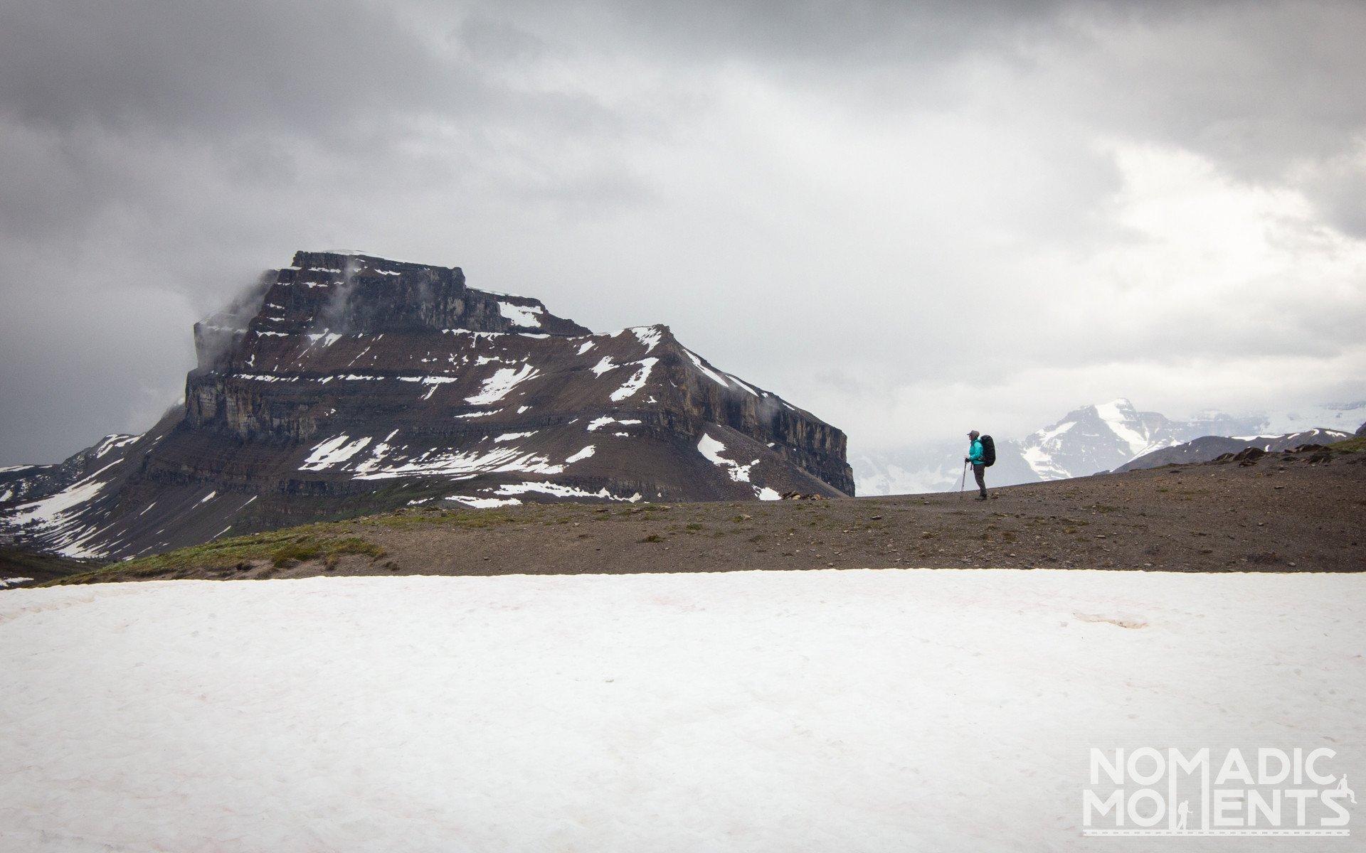 The Skoki Loop Trail - Deception Pass