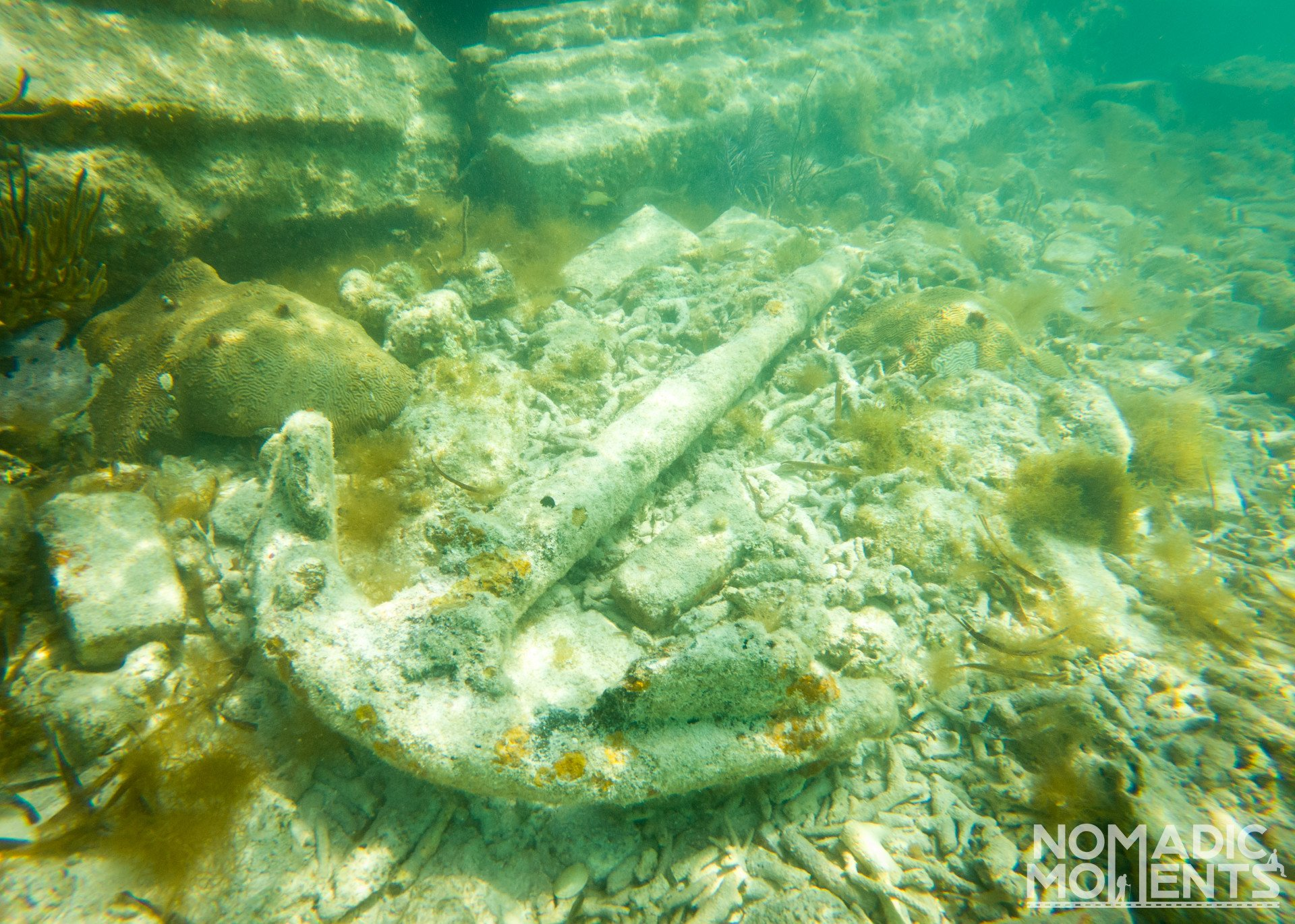 Dry Tortugas Anchor