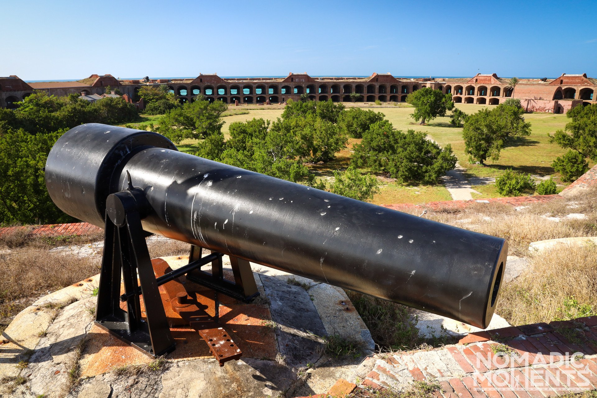 Dry Tortugas Cannon