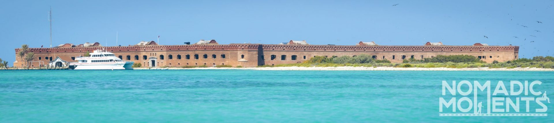 Fort Jefferson Pano