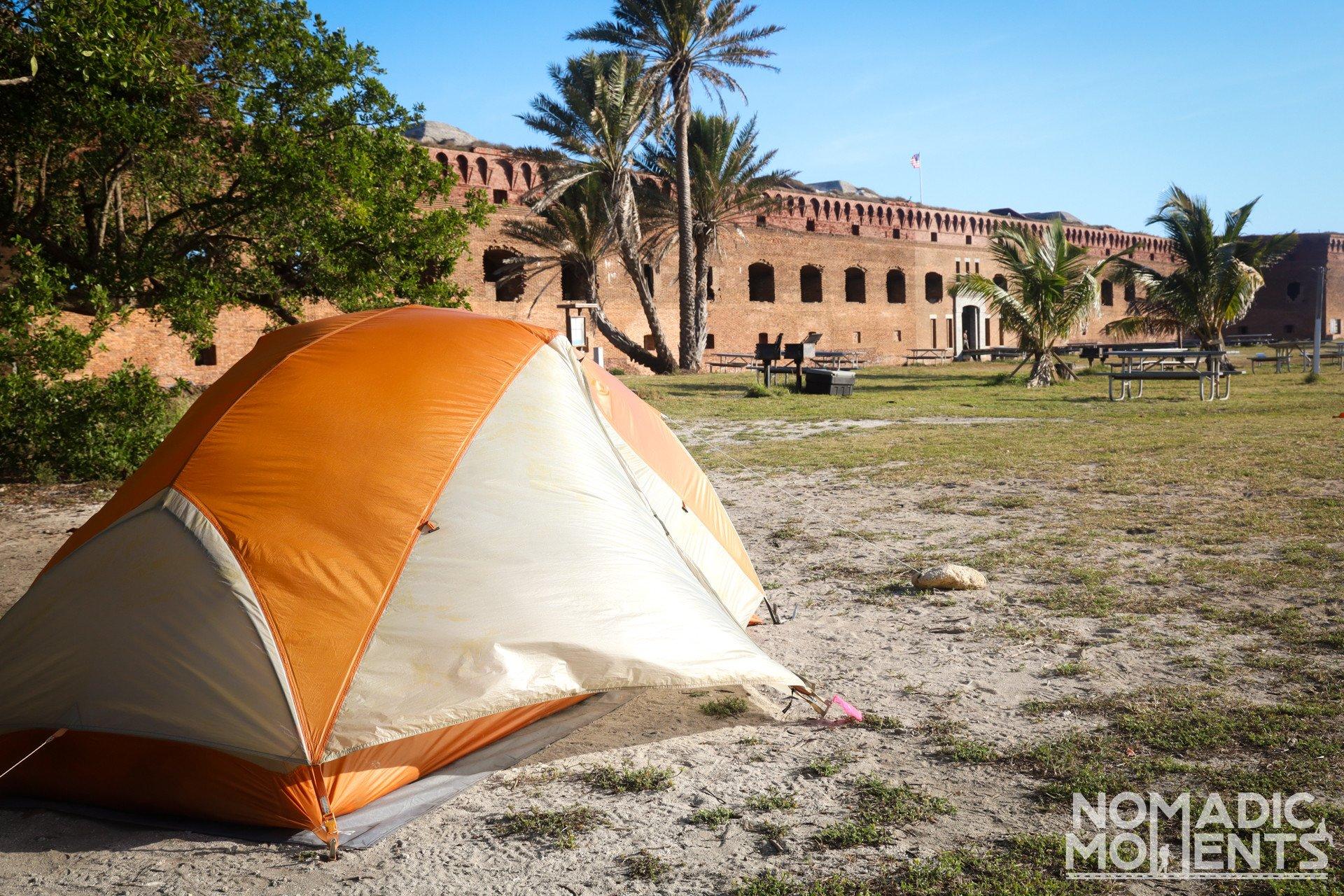 Garden Key Camping