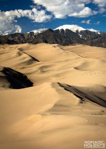 Mount Herard - The Best of Great Sand Dunes