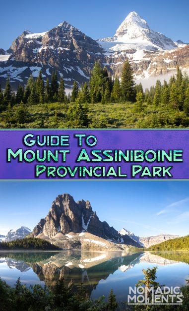 Guide to Mount Assiniboine Provincial Park