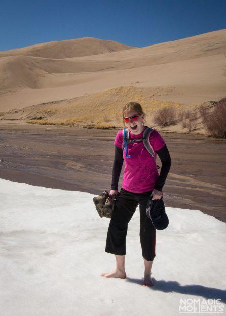 Jennifer on Ice