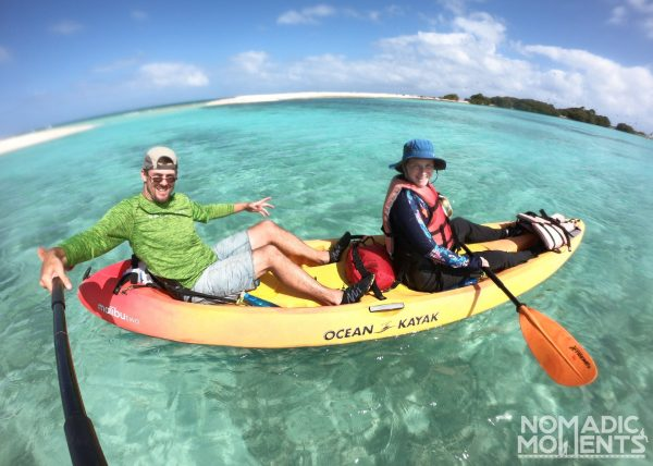 Dry Tortugas Guide - Kayaking