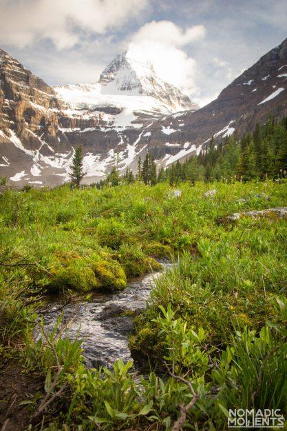Mount Assiniboine Peak