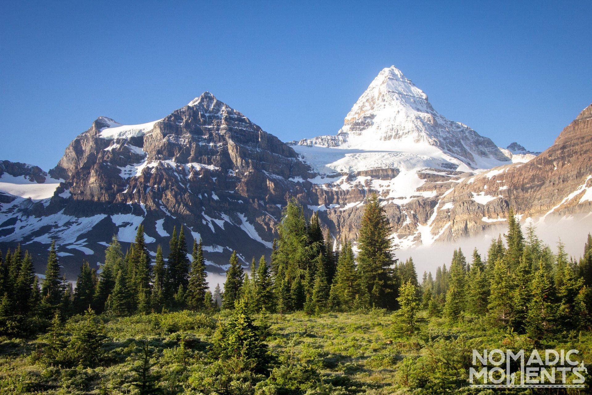 Mount Assiniboine and Magog
