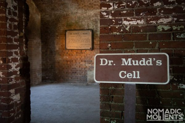 Dr. Mudd's Cell
