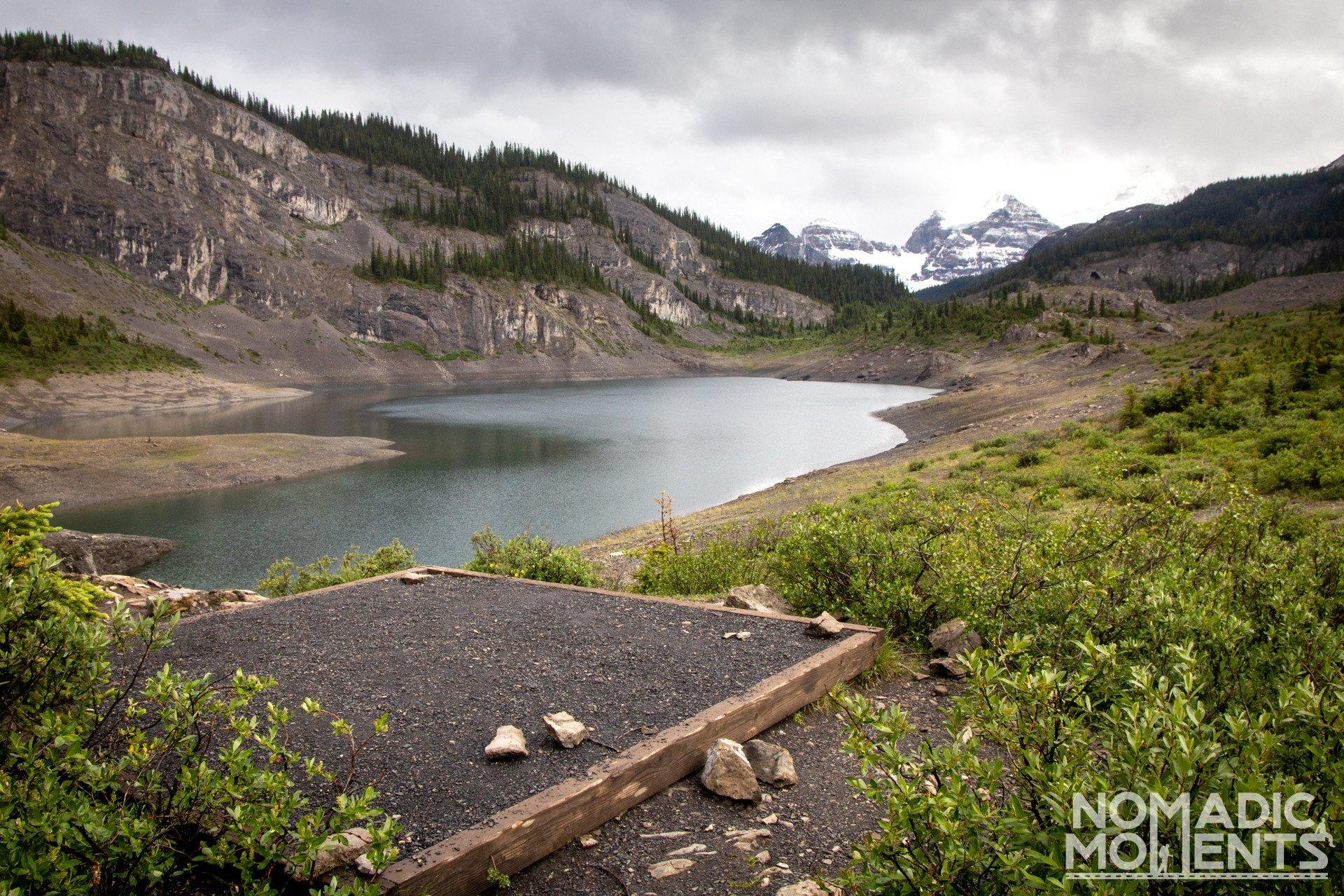 Og Lake Camping Platform