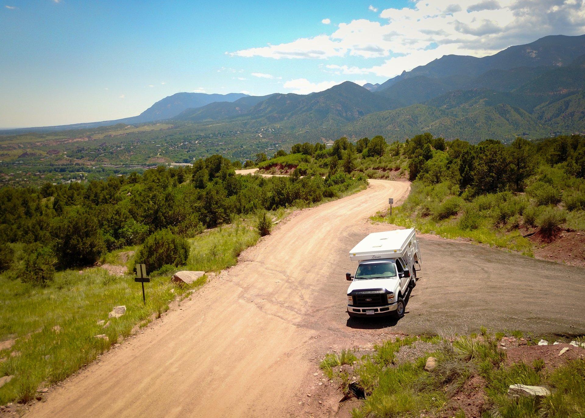 Rampart Range Road