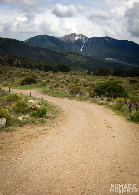 Medano Pass Road - The Best of Great Sand Dunes