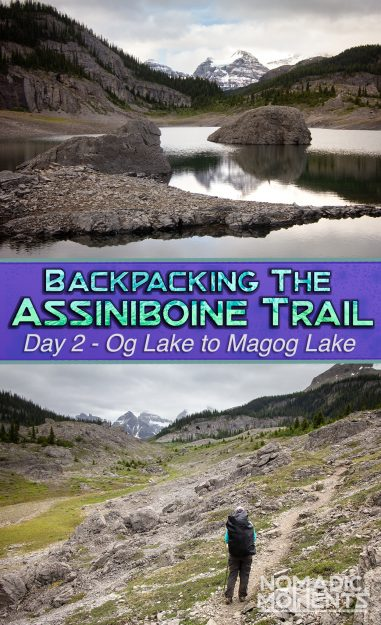 The Magog Lake Campground - Day 2